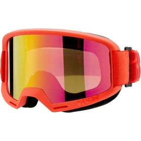 IXS Hack Mirror Goggles racing red